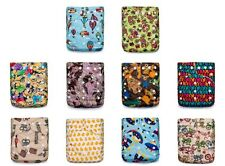 50% OFF! 100 KaWaii Baby OS Premium Bamboo Cloth Diapers+200 Bamboo Inserts