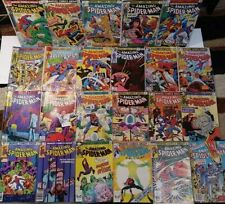 Amazing Spider-Man #146-237 168 178 182 183 186 187 Bronze Age Comic Book Lot 23