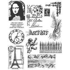 Tim Holtz Rubber Stamp Set - Mini Classics CMS-LG 062