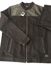 NWT $375 Boss Hugo Boss Casino 04 Modern Regular Fit Jacket Black Size L