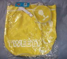 BNWT Looney Tunes Tweetie Barrel Bag & Purse RRP £30 New with tag original gift
