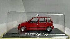 DIE CAST daewoo tico modelcar 1/43 de agostini auto d'epoca
