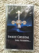 SWEET CRYSTAL STILL STANDING CASSETTE christian metal melodic hard rock aor demo