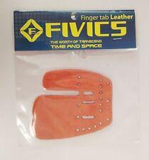 Fivics Saker 2 Saker II Finger Tab Back Leather RH Medium