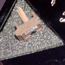 GENUINE SHURE N-44E, 55E, V2NE Stylus for M44,M55,M80,M98A, V15 Cartridge 759-DE