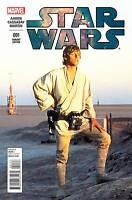 STAR WARS #1 MOVIE VARIANT COVER 1:15 MARVEL COMICS 2015