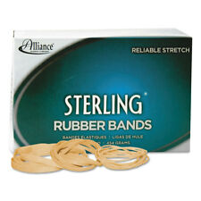 Alliance Sterling Rubber Bands Rubber Bands 30 2 x 1/8 1500 Bands/1lb Box 24305