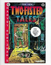 The New Two-Fisted Tales Book 1 Dark Horse 1993 EC Will Eisner Kurtzman Cover
