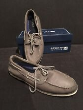 Brand New Sperry ��Leeward 2�� Grey 13 Mens Shoes