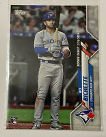 BO BICHETTE 2020 Topps Update Series ROOKIE DEBUT RC 🔥🔥🔥🔥