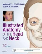 New listing Illustrated Anatomy of the Head and Neck by Susan W. Herring and Margaret J.