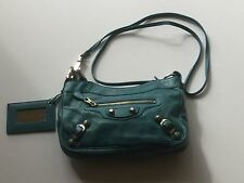 AUTHENTIC BALENCIAGA PARIS  CROSSBODY /CLUTCH LEATHER BAG