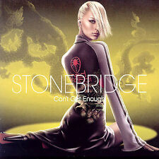 Can't Get Enough by Stonebridge (CD, Aug-2004, Hed Kandi)