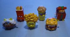 Wendys 1992 - Wacky Wind-Ups - Complete Set of 6