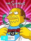 The Simpsons : Season 12 (DVD, 2009, 4-Disc Set)