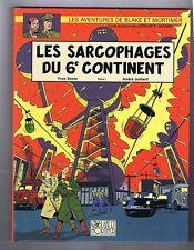 JUILLARD. Les Sarcophages du 6e Continent 1. 2003 Neuf