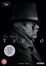 Taboo – Series 1 DVD BBC Period Drama NEW