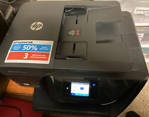 HP OfficeJet PRO 6978 All-In-One Wireless Color Printer - Tested - With Ink!