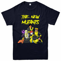 The New Mutants T-shirt, upcoming horror Movie Marvel Comics Gift Top
