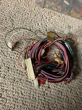 Original capcom cps 2 Cps3 punch kick wiring harness  ARCADE GAME Part c63A