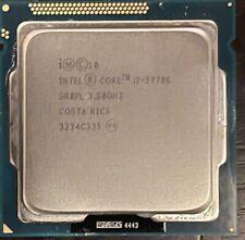 New listing Intel Core i7-3770K 3.5Ghz Quad-Core Lga 1155 Processor Tested