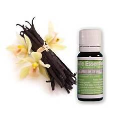 Huile essentielle absolu de vanilline de Vanille 10 ml | envoi gratuit !