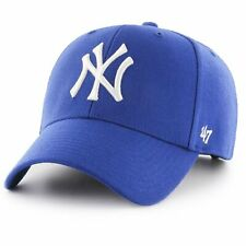 47 Brand Snapback Cap - MLB New York Yankees royal