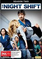 The Night Shift : Season 2 (DVD, 3-Disc Set) NEW