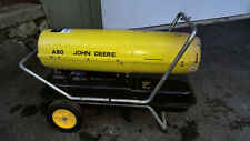 John Deere Portable Kerosene Space Heater - Model A90 - 90,000 Btu's
