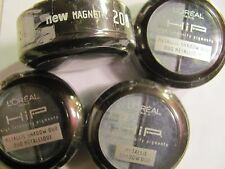 L'Oreal HiP Studio Secrets Eye Shadow Duo #206 Magnetic Lot of 4