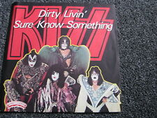 KISS-Dirty Livin 7 PS-Made in France