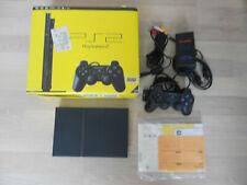 PlayStation 2 / PS2 Slim + Controller + Kabel in OVP #2