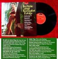 LP Ivo Robic singt Kaempfert Erfolge (Polydor 249 270) D