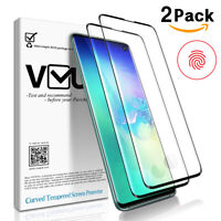 2Pack 3D Curved Tempered Glass Screen Protector Cover for Galaxy S9 S10 Note10 9