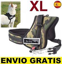 Arnés para perro acolchado talla XL camuflaje Collar de perros harness