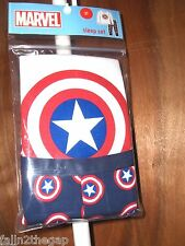 Toddlers B0Y`S Size (3T ) Marvel Sleep Set Nwt