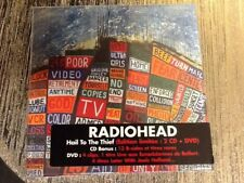 RADIOHEAD - HAIL TO THE THIEF - COLLECTORS 2 CD + DVD IMPORT
