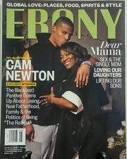 Ebony April May 2016 Cam Newton Dear Mama Sex & the Single Mom FREE SHIPPING sb