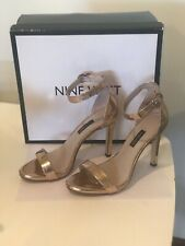 "NINE WEST WOMEN ""BRADERY"" STILETTO HEEL 8.5 SHOE NEAR NEW"