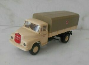 Roco Kibri HO 1:87 MAN Diesel Truck Red Cross
