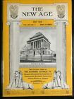 The New Age: The Official Organ of the Supreme Council 33゚, freemason, 1958, jul