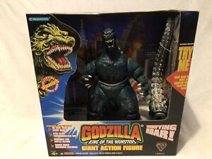 Trendmasters 1994 Godzilla King Of The Monsters Giant Action Figure