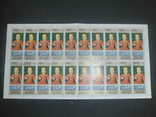 Yemen 1968 Olympic Games Bronzino Full Complete Sheet #S162