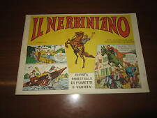 IL NERBINIANO RIVISTA DI FUMETTI D'AUTORE N°1-1975 JUNGLE JIM CINO E FRANCO