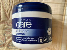 NEW Avon Care All In One Creme 400ml Face, Hands & Body Dry Skin