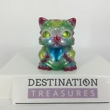 Mark Nagata Paint CHUBZ THE CAT Vinyl 1st Ed Color Jay222 X Max Toy #d Signed