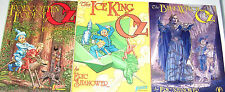 ICE KING OF OZ + FORGOTTEN FOREST OF OZ -BLUE WITCH OF OZ (VF+) 3 Graphic Novels
