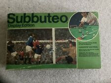 More details for subbuteo display edition