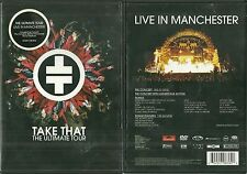 Dvd-take that in concert live in manchester gary barlow/like new-like new