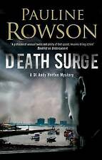 """VERY GOOD"" Rowson, Pauline, Death Surge (A DI Andy Horton Mystery), Book"